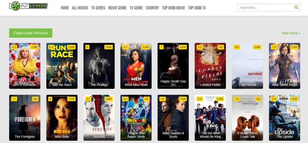 10 putlocker 1024x475 - Best websites for watching movies online for free