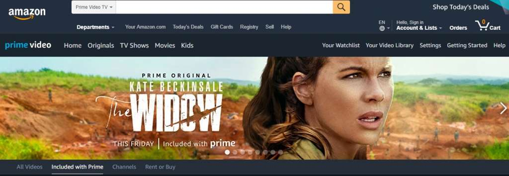 23 amazonprimetv 1024x354 - Best websites for watching movies online for free